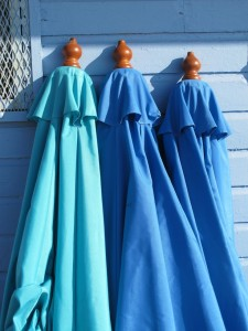 blue umbrellas- Blog#1- Pinterest